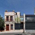 A Historic Building Is Restored And Given A Contemporary Addition