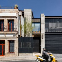 House on 2nd Street By LABorstudio