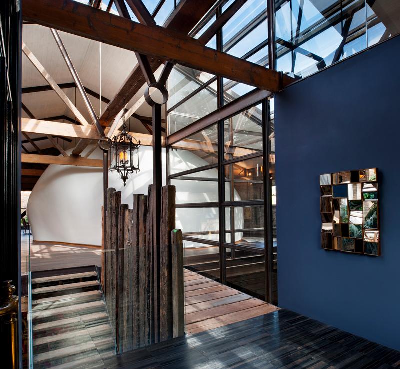 Inner City Warehouse By Allen Jack+Cottier