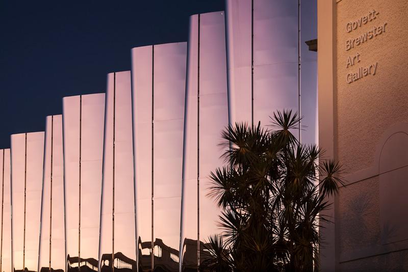 Len Lye Centre By Pattersons Architects