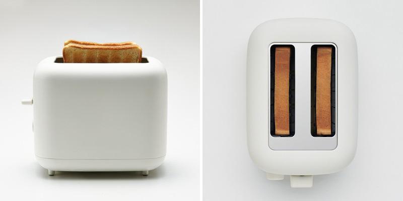 Minimalist Kitchen Appliances By Naoto Fukasawa For MUJI