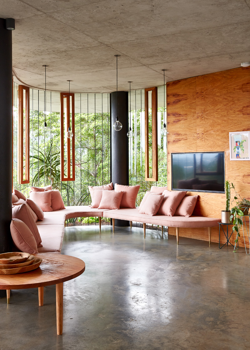 Planchonella House By Jesse Bennett & Anne-Marie Campagnolo