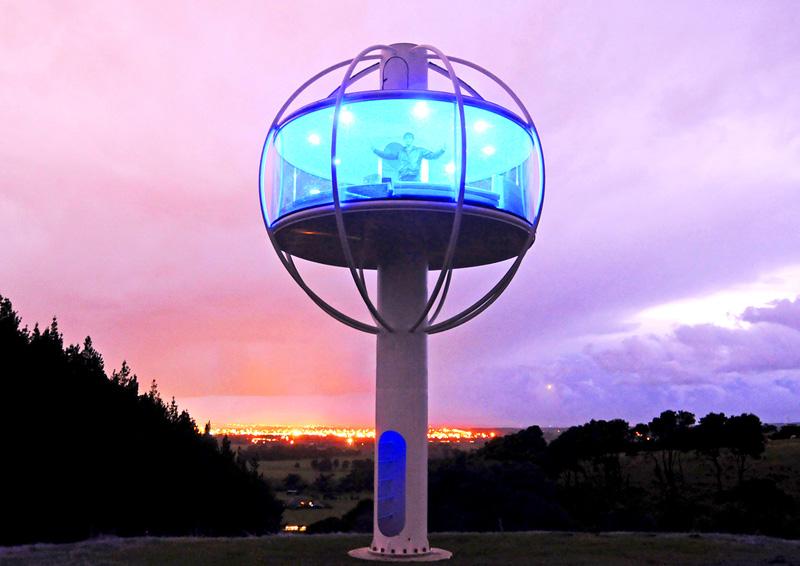 The Skysphere By Jono Williams