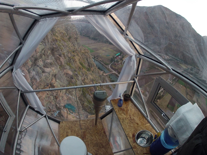 Skylodge Adventure Suites By Natura Vive