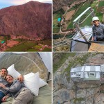 These Hotel Rooms Are Hanging Off The Side Of A Mountain