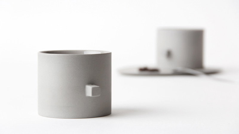 The Round Square Teaware By Chuntso Liu