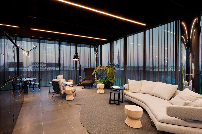 Upper House By Jackson Clements Burrows