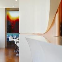Los Angeles Virgin Atlantic Clubhouse By Slade Architecture & Virgin Atlantic Airways Design Team