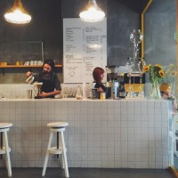 Walter's Coffee Roastery - Kadikoy, Istanbul
