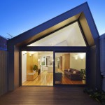 A Contemporary Extension To A Victorian Terrace In Inner City Melbourne
