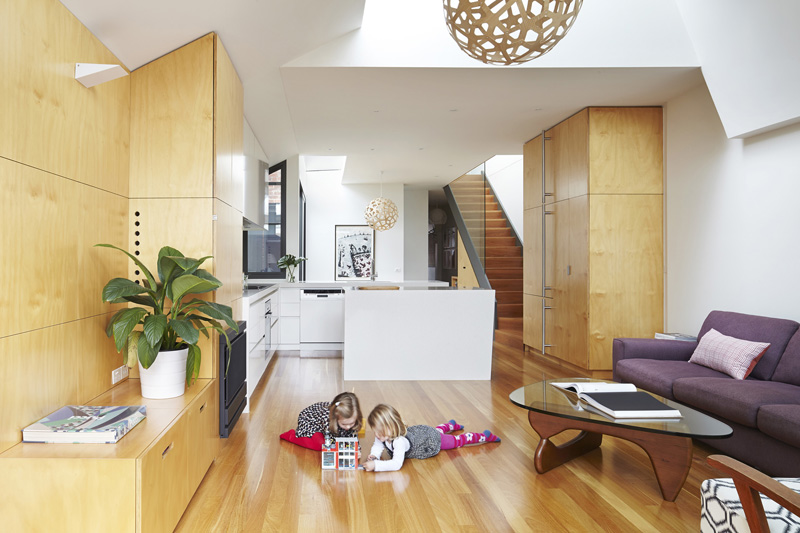 The Big Little House By Nic Owen Architects