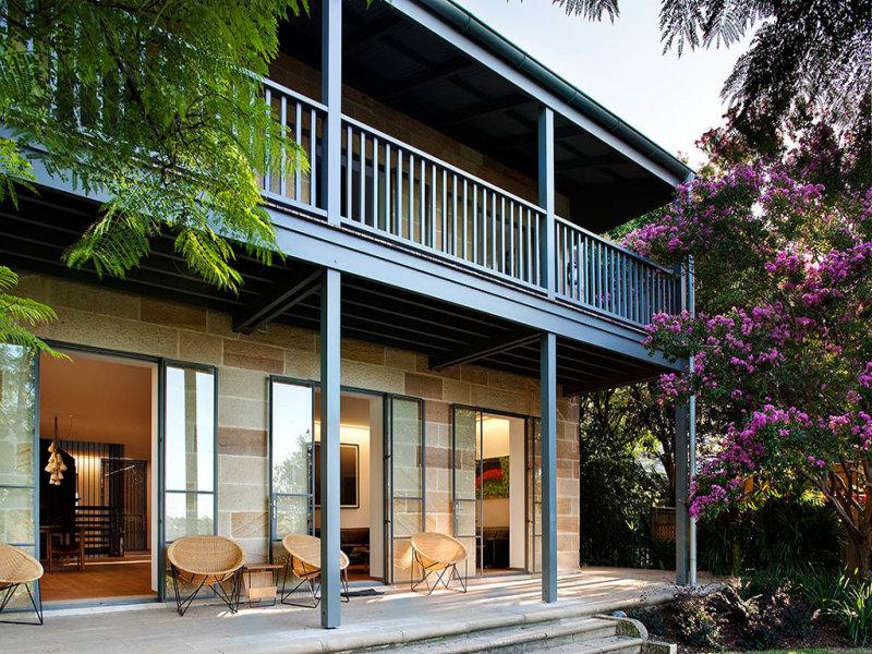 The Bulwarra Riverside Estate, Sydney, Australia