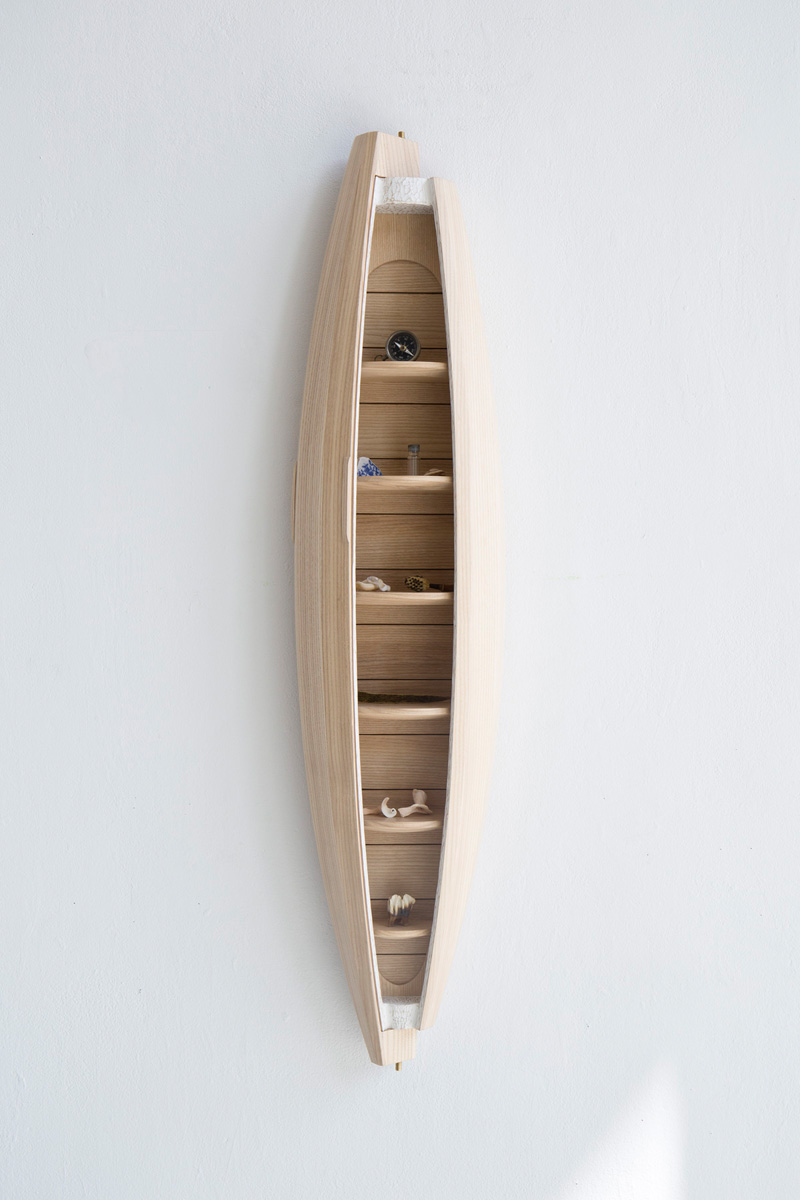 Collectors Cabinet by Jeremy Zietz