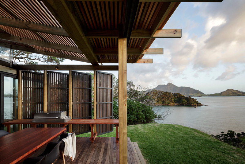 Castle Rock Beach House By Herbst Architects