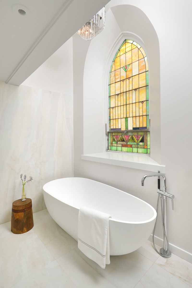 Church Conversion By Linc Thelen Design with Scrafano Architects