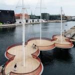 A Bridge That Celebrates Pedestrians Opens In Copenhagen