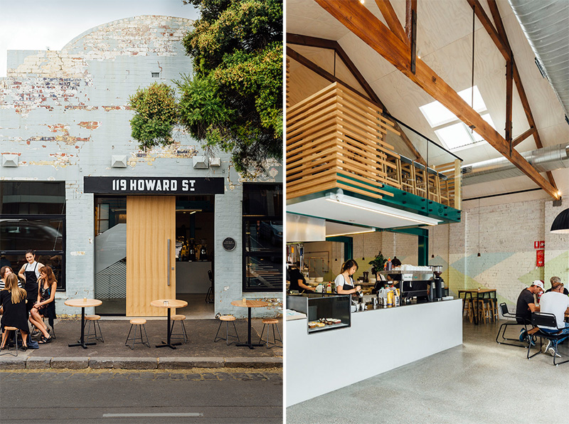 Code Black Cafe By Zwei Interiors Architecture