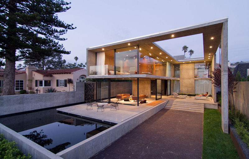 Vote Now – Which Concrete House Is Your Favorite?