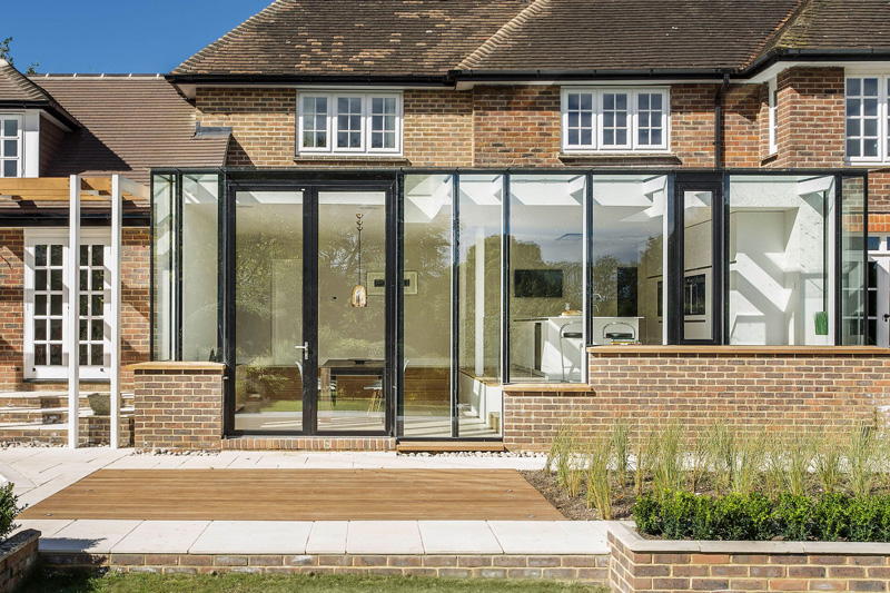 Andover Road by OB Architecture