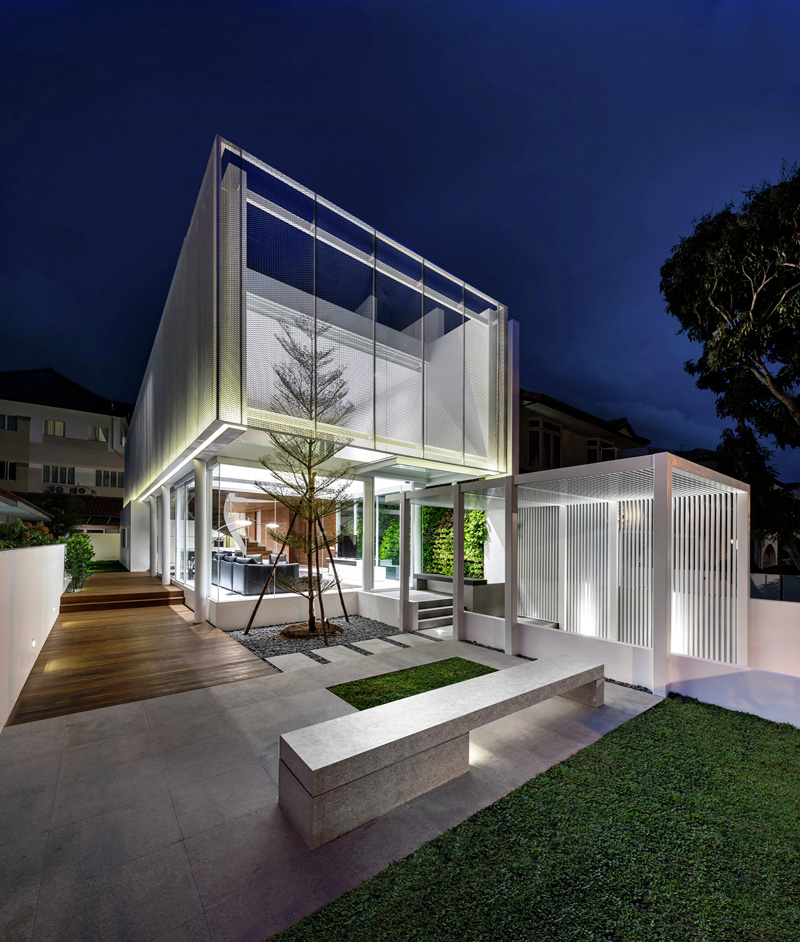Greja House by Park + Associates