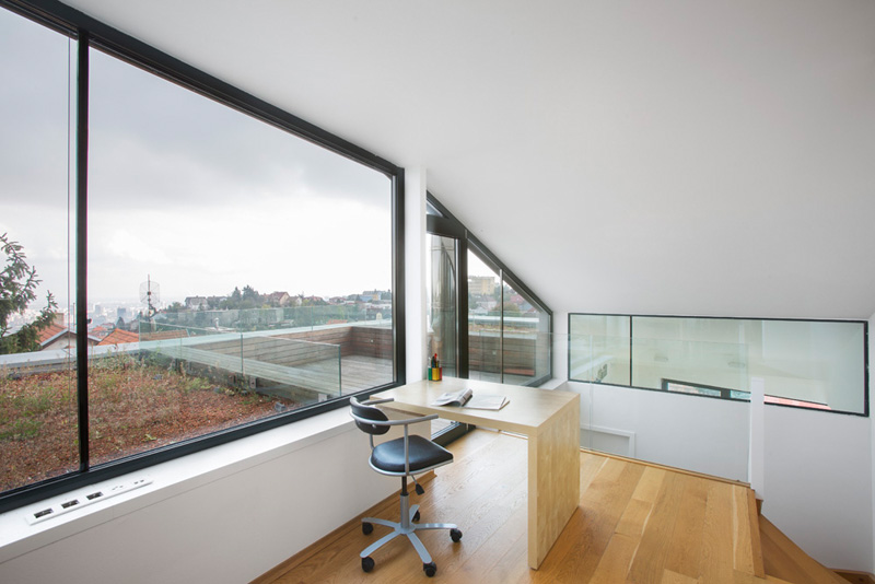 Double View House By Šebo Lichy Architects