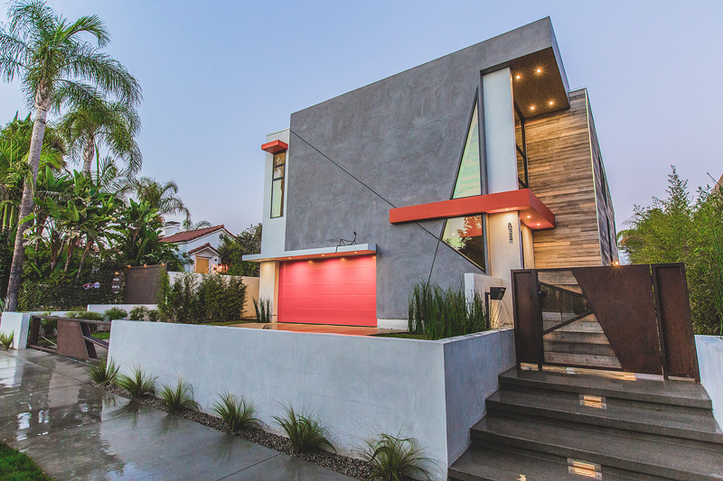 House in Los Angeles By Amit Apel