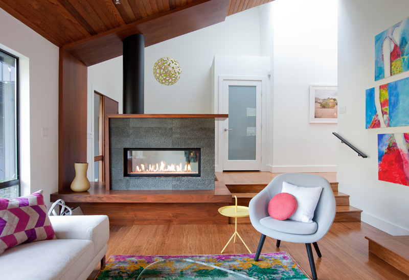 the transformation of a split level house by ami mckay contemporist