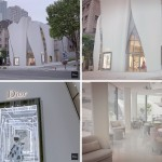 Christian de Portzamparc Designs Dior Flagship Store In Seoul
