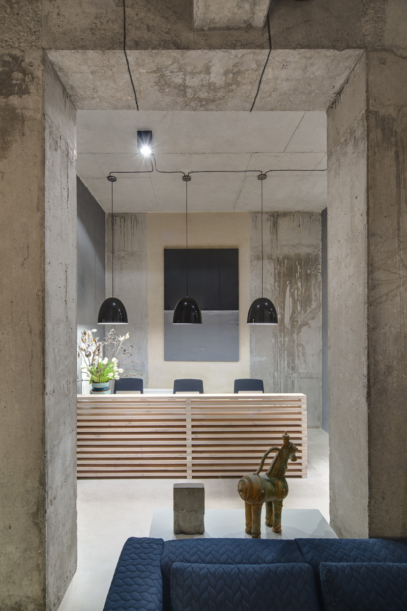 Dizaap Office By Sergey Makhno Architectural Workshop