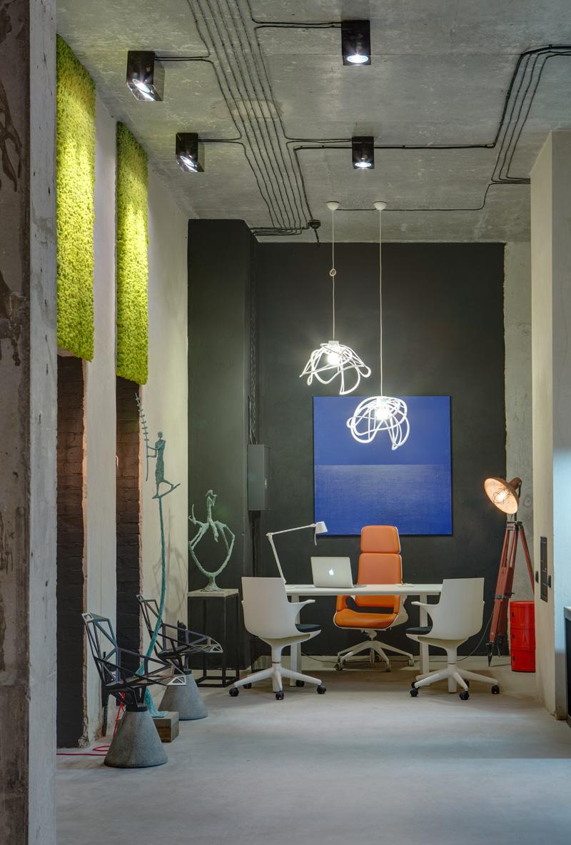 Dizaap Office By Sergey Makhno Architectural Workshop
