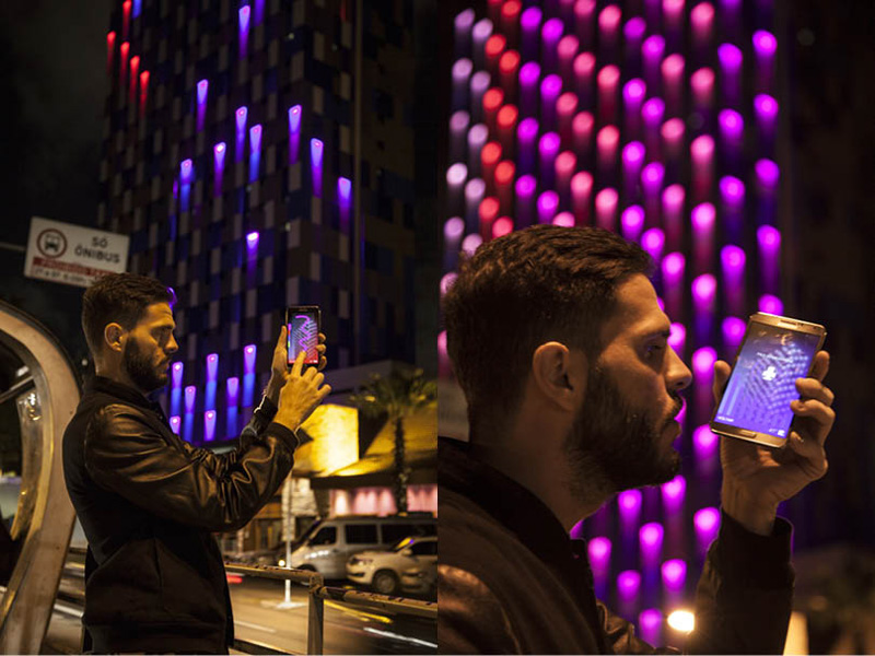 Hacked Architecture: Light Creature by Estudio Guto Requena