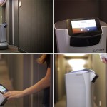 Watch This Hotel Room Service Robot Deliver Stuff To A Room