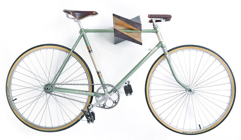 Iceberg Bike Hanger By Woodstick