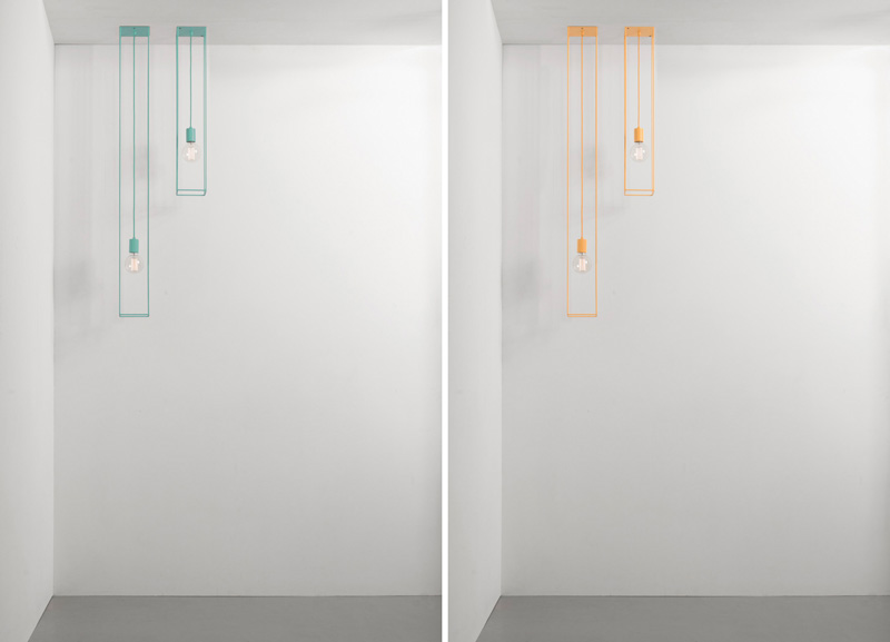 FILD Launch A Collection Of Geometric Pendant Lights