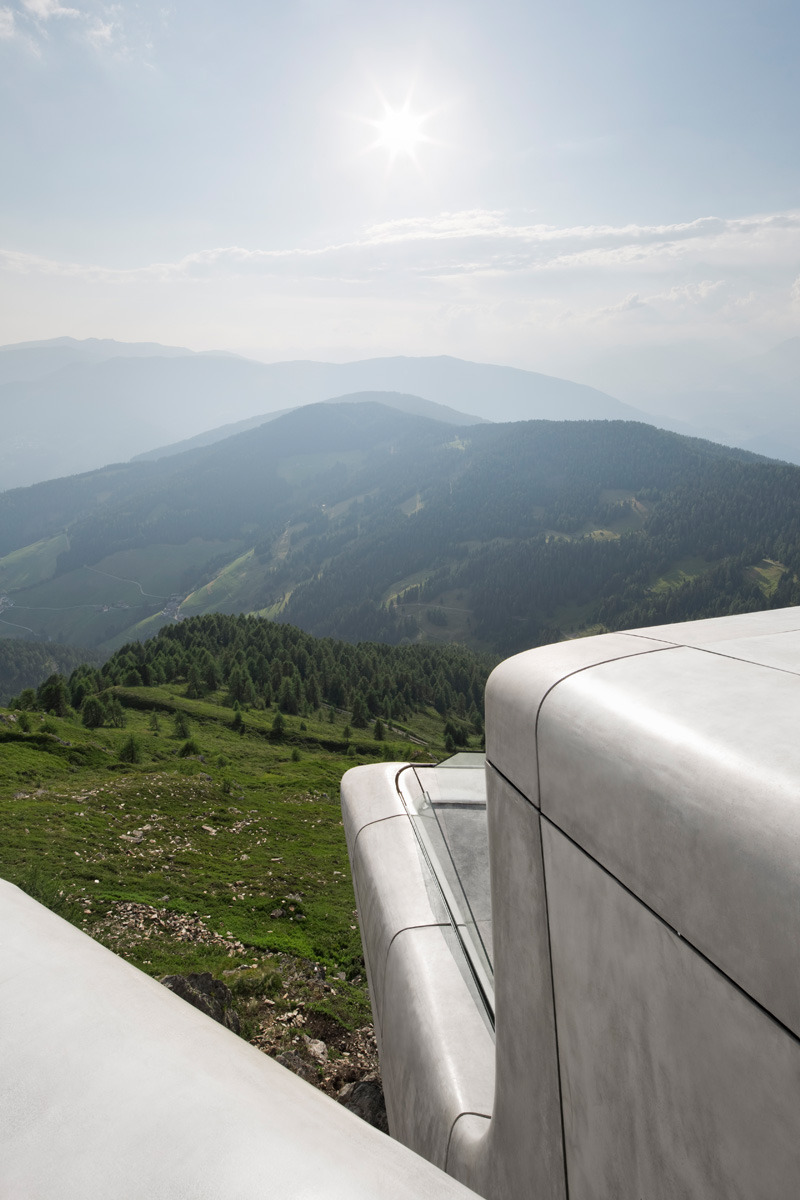 Messner Mountain Museum Corones By Zaha Hadid