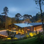 This Secluded House Is At Home In The Brazilian Mountains