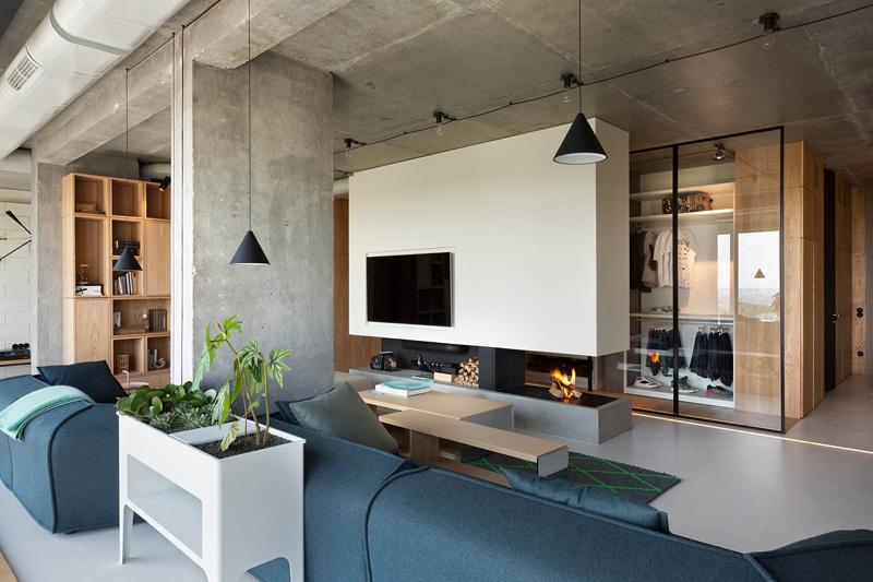 NPL Penhouse by Olga Akulova Design