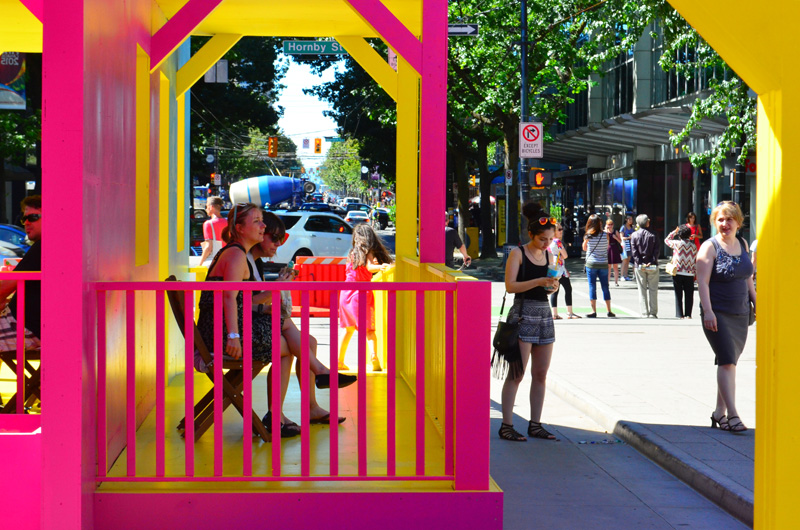 Porch Parade, Vancouver By Design With