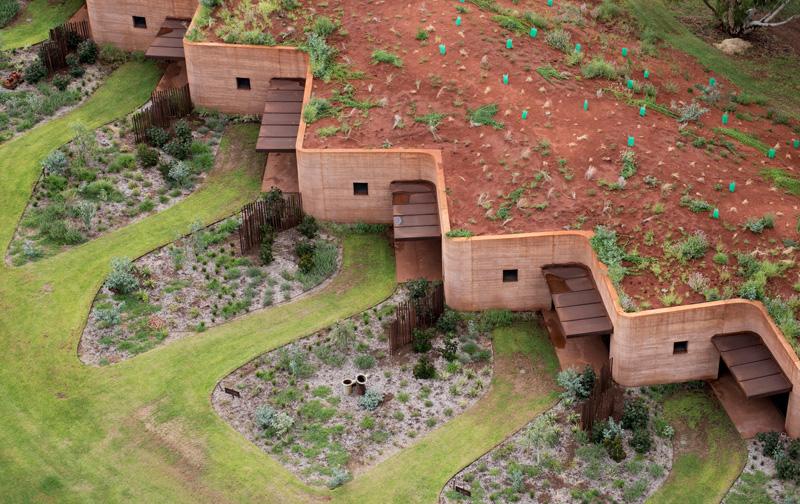 Great Wall of WA by Luigi Roselli Architects