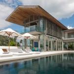 Original Vision Design A Tropical Villa With Ocean Views In Thailand