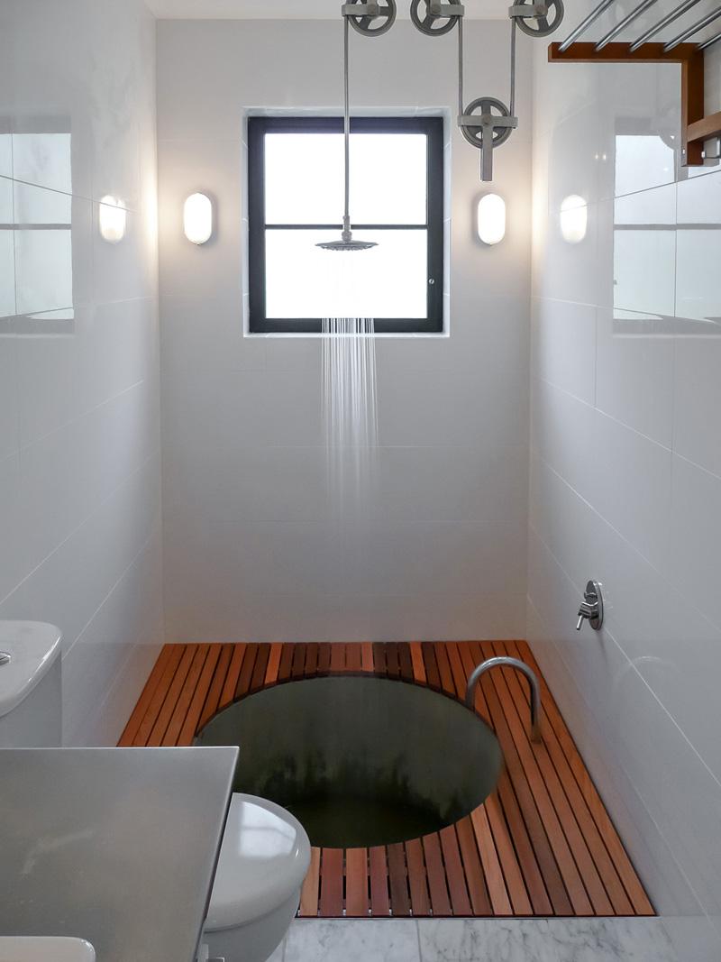 Bespoke Shower System By Lance Workshop