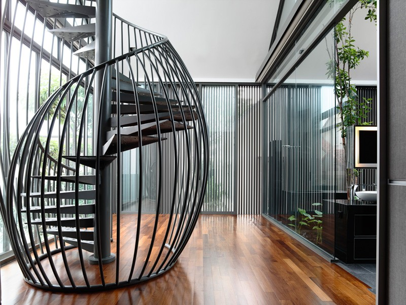 Genial Spiral Staircases