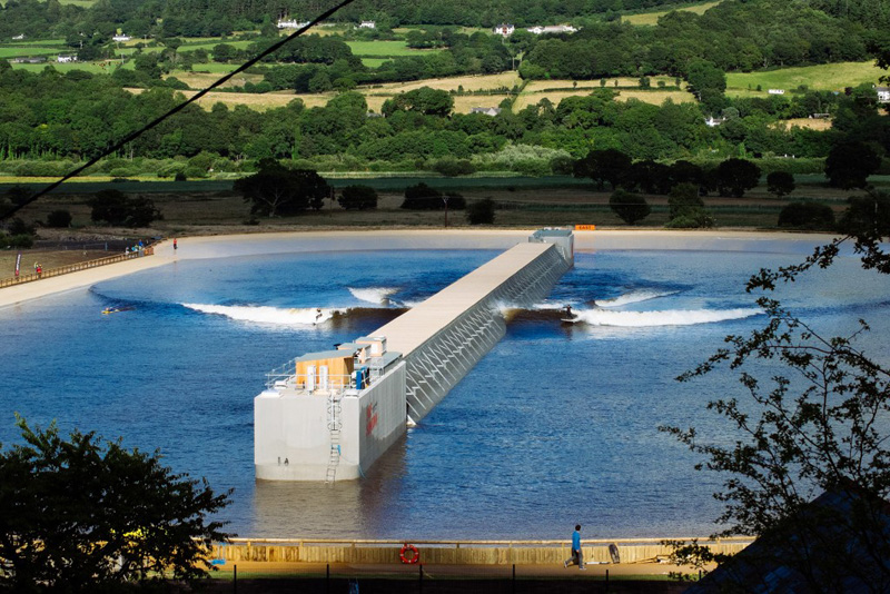 Surf Snowdonia Opens In Wales