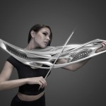 Futuristic 3D Printed Piezoelectric Violins Are A Thing Now