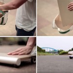 Japanese Designers Create Mini Transporter So Small That It Fits In A Bag