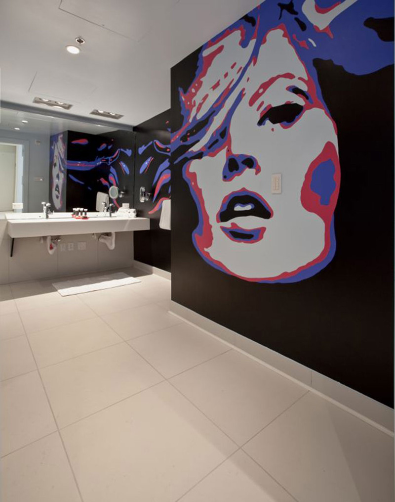 9 Examples Of Spaces That Have Used Murals As Decoration