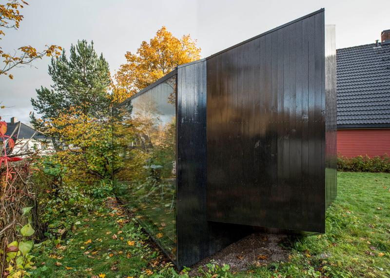 Writer's Cottage by JVA