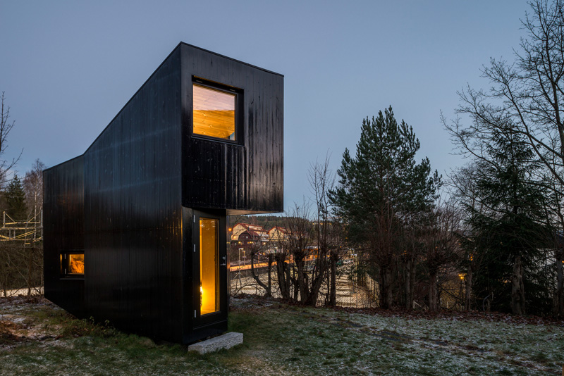 Writer's Cottage by JVA