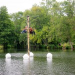 An Artist Built A Tower In The Water To Give You A Different Perspective