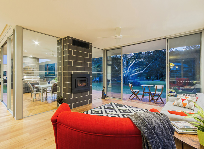 The Bach House by Jamison Architects